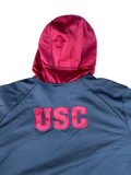 Byron Wesley USC Team Issued Sweatshirt (Size XXL)