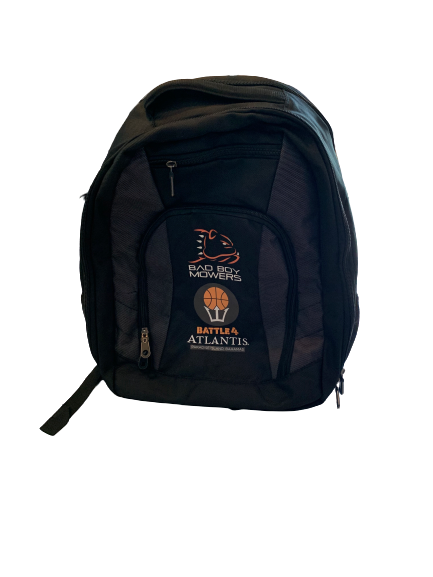 2019 Battle 4 Atlantis Player Exclusive Backpack