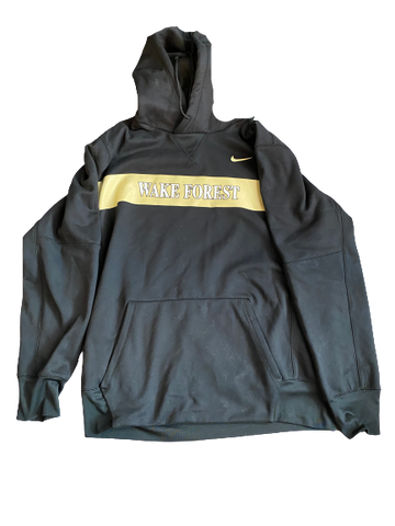 Torry Johnson Wake Forest Nike Sweatshirt (Size L)