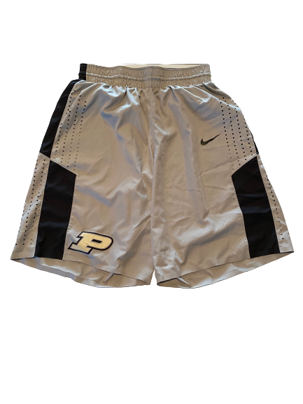 Ryan Cline Purdue Basketball 2017-2018 Game Worn Shorts (Size M)