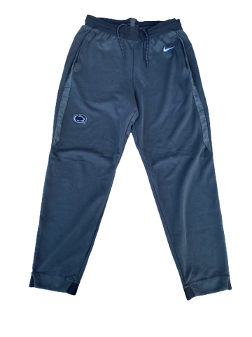 Ryan Sloniger Penn State Baseball Travel Sweatpants (Size L)