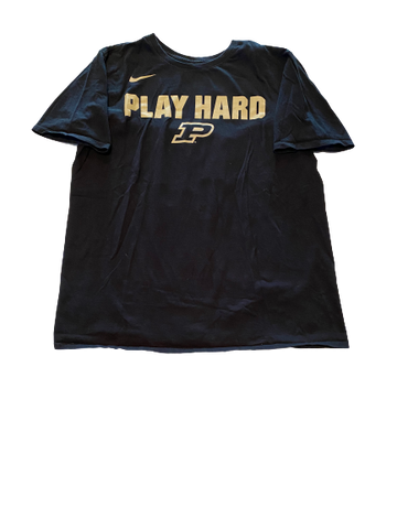 Ryan Cline Purdue Basketball T-Shirt (Size L)