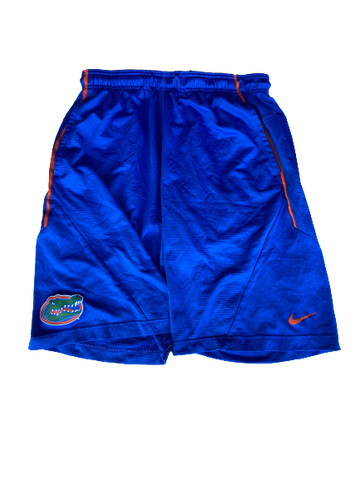 Jacob Tilghman Florida Football Team Issued Shorts (Size L)