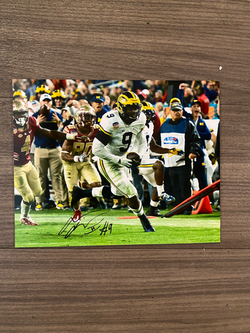 Mike McCray Autographed 8x10 Photo