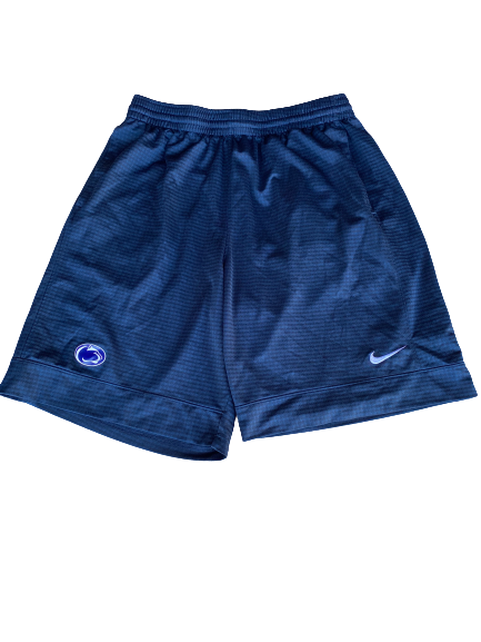 Jake Zembiec Penn State Football Team Issued Shorts (Size XL)