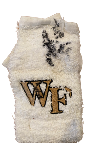 Kendall Hinton Wake Forest Football Game Towel