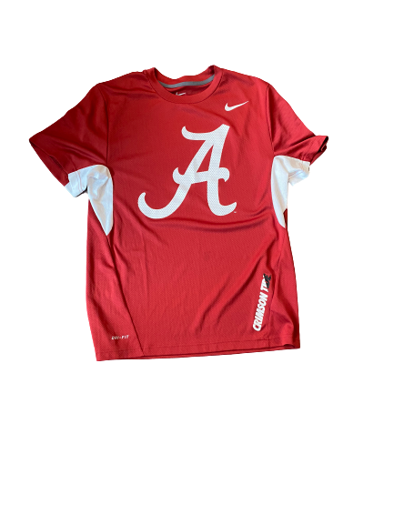 Hannah Cook Alabama Red Nike T-Shirt (Size M)