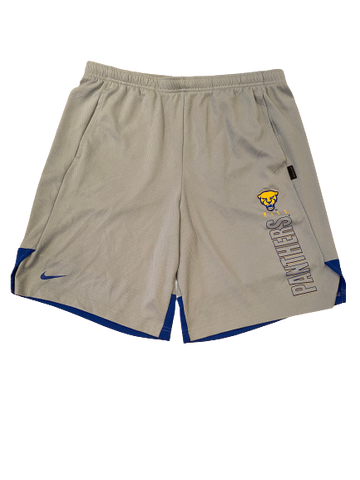 D.J. Turner Pittsburgh Football Team Issued Shorts (Size L)