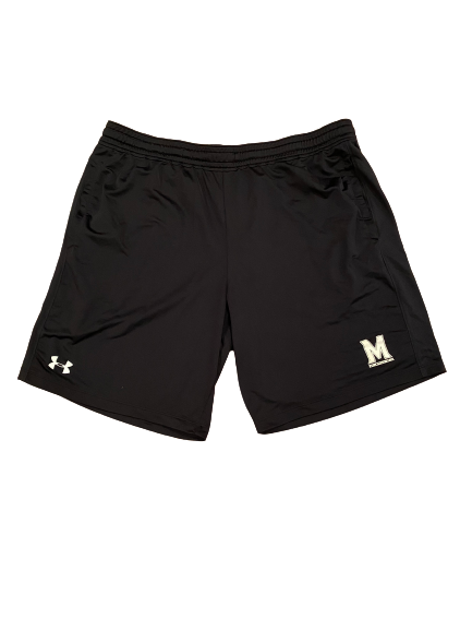 Shaq Smith Maryland Football Under Armour Workout Shorts (Size XXL)