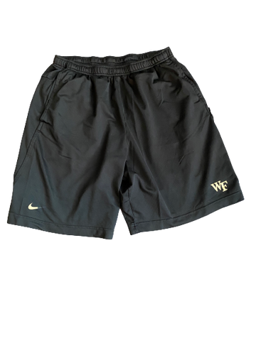 Torry Johnson Wake Forest Nike Shorts (Size L)