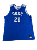 Marques Bolden Duke Basketball Reversible Practice Jersey (Size XL)