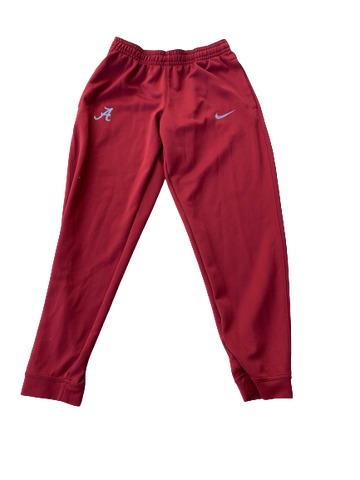 James Bolden Alabama Basketball Travel Pants (Size M)