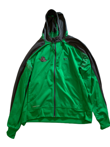 Anthony Mathis NIKE Oregon Warm-Up Jacket