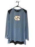 UNC NIKE Elite Long Sleeve Shirt