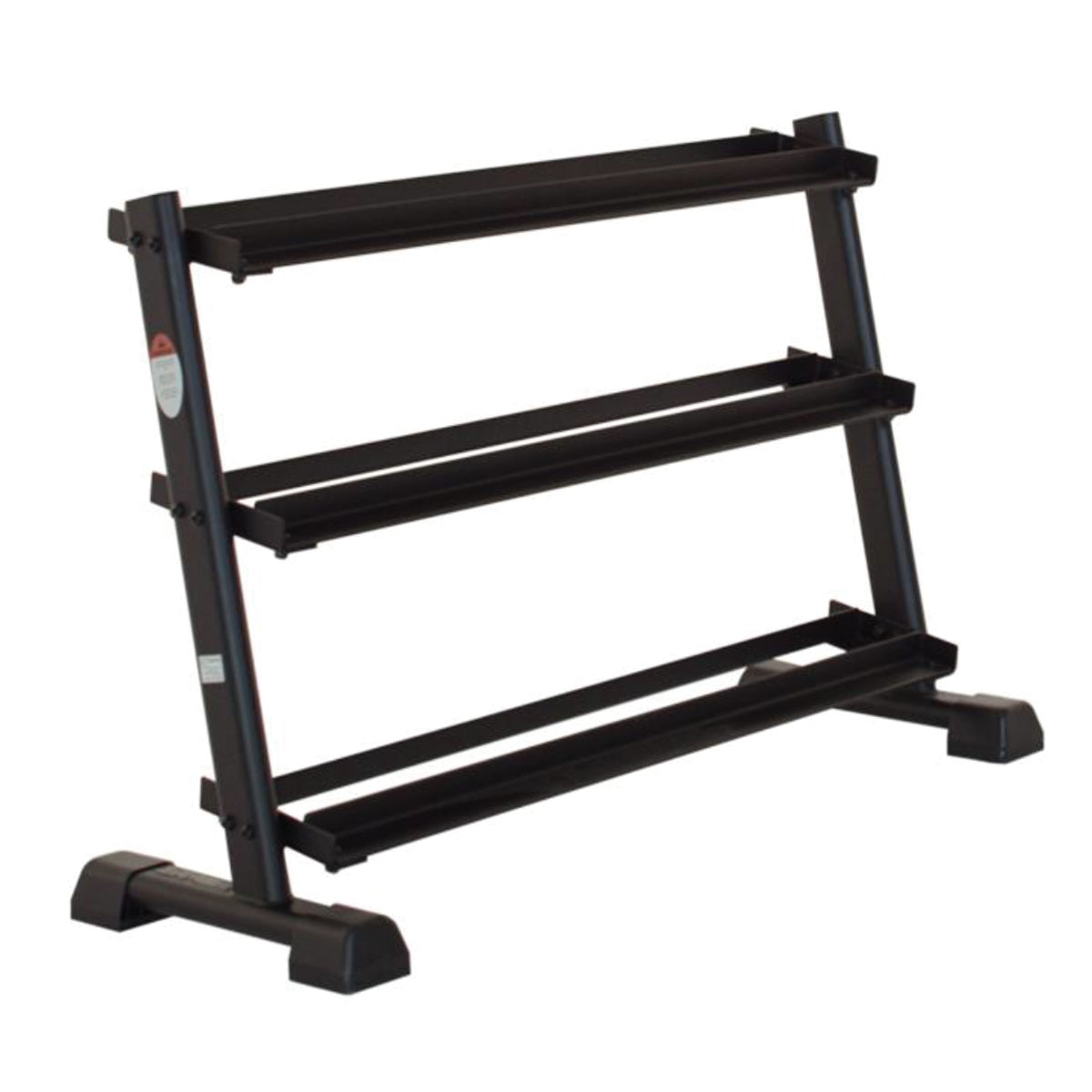 "CGS 3-Tier 52"" Horizontal Dumbbell Rack"