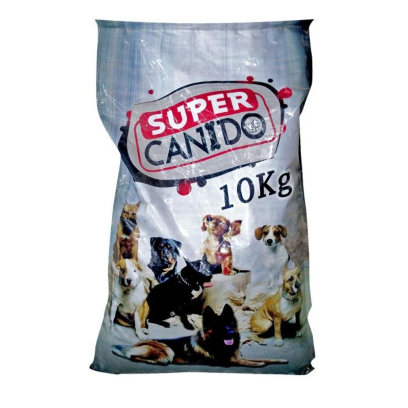 Super Canido 10kg - Amin Pet Shop