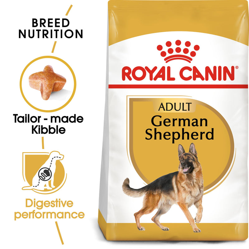 Royal Canin German Shepherd Adult (3 KG) - Dry food for adult dogs over 15 months - Amin Pet Shop