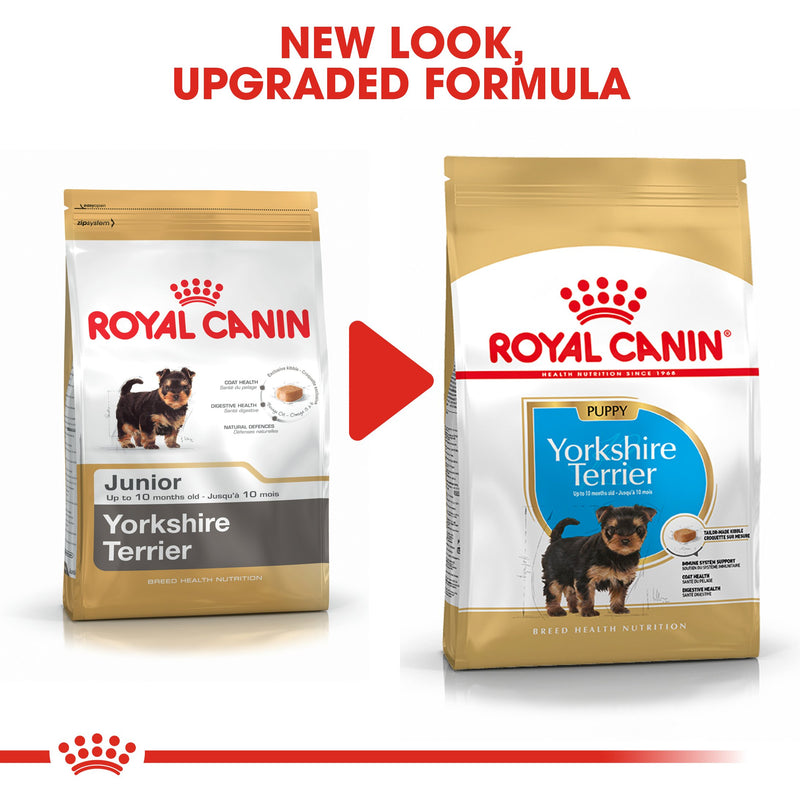 Royal Canin Yorkshire Terrier Puppy (1.5 KG) - Dry food for puppies up to 10 months old