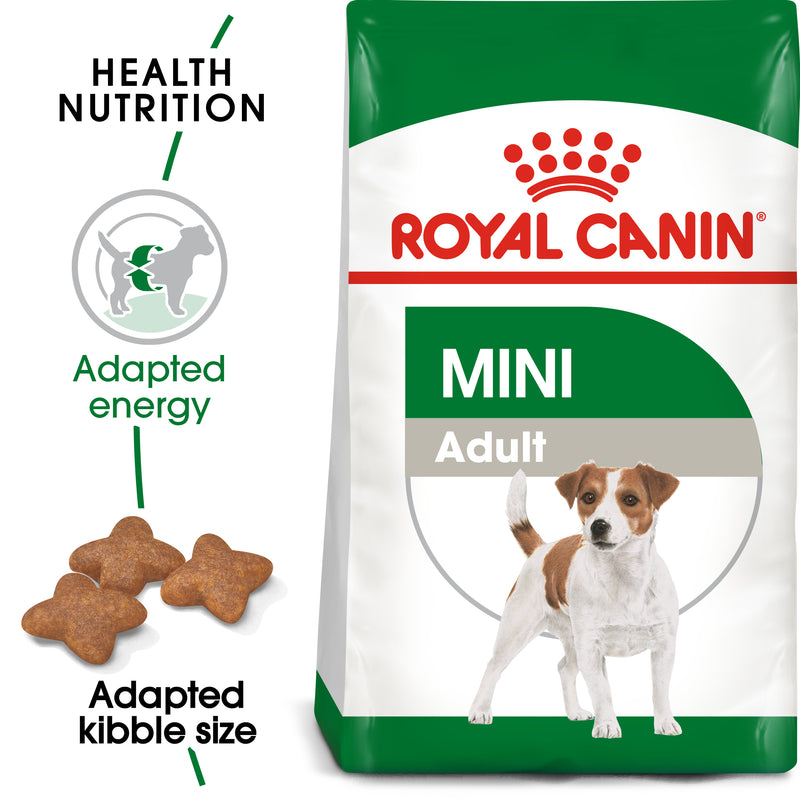 Royal Canin Mini Adult (4 KG) - Dry food for small dogs up to 10 KG - form 10 months to 8 years