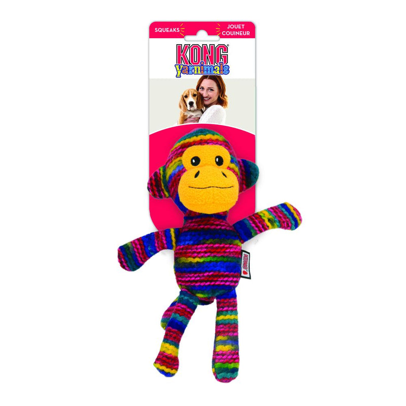 KONG® Yarnimals Monkey Medium/Large