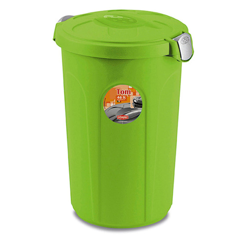 Stefanplast - Tom Food Container 46 Liters - Amin Pet Shop