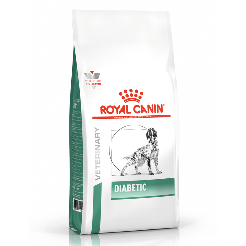 Royal Canin Diabetic Canine (1.5 KG) – Dry food for Diabetes Mellitus