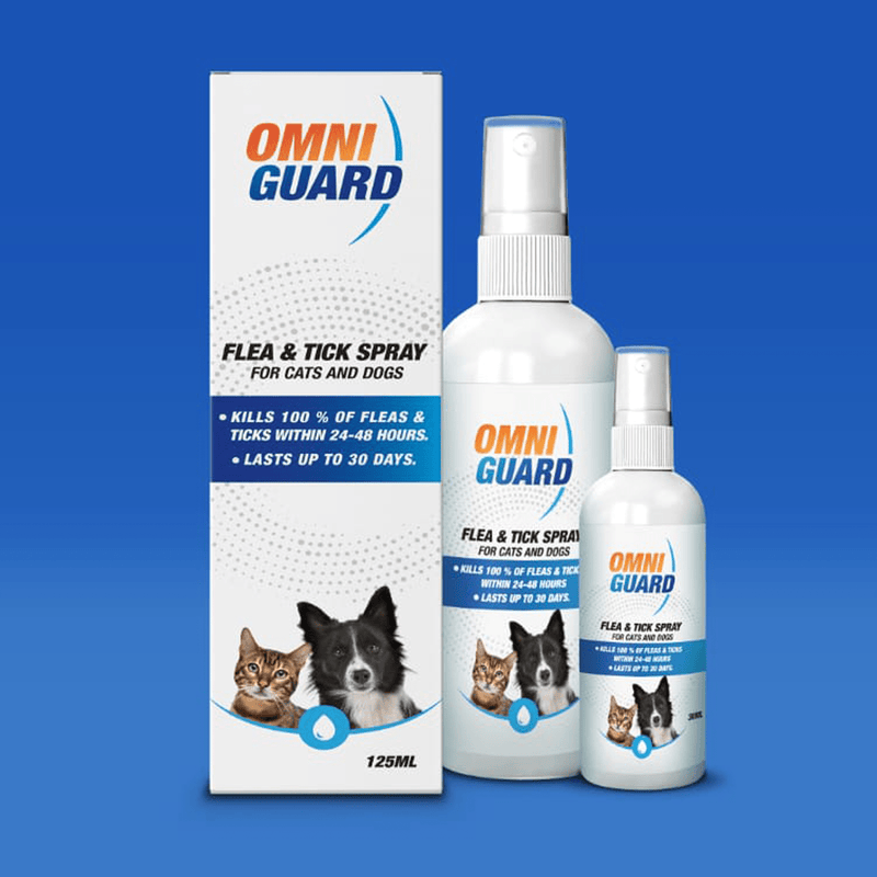 Omni Guard Flea & Tick Spray - Amin Pet Shop