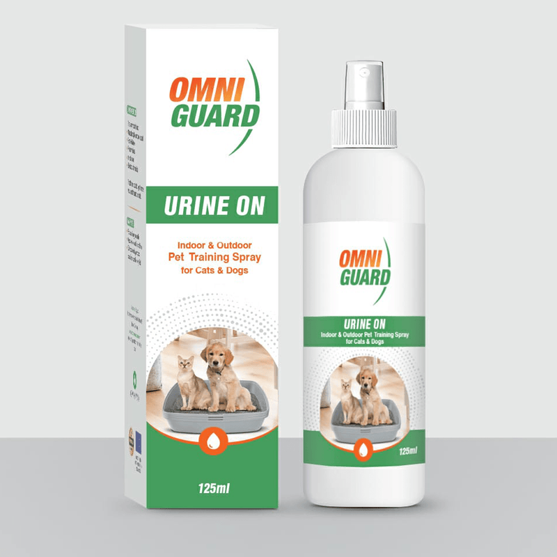 Omni Guard Urine on Spray 125ml - Amin Pet Shop