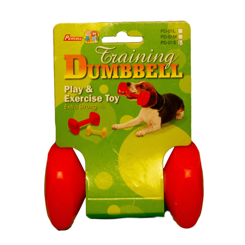 PERCELL Training Dumbbell Small - Amin Pet Shop
