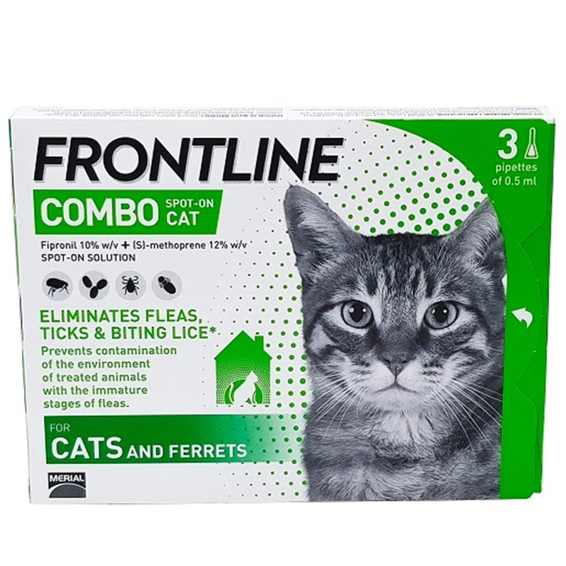 Frontline Combo - For Cats - 1 Pipette - Amin Pet Shop