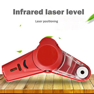 Drill Guide Collector 2 In 1 Laser Level