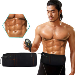 ELECTRIC MUSCLE STIMULATOR SYSTEM BELT