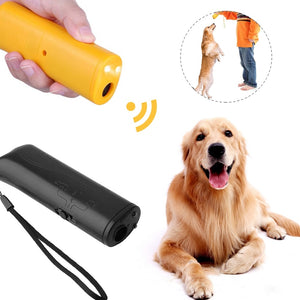 Ultrasonic Harmless Anti-Barking Device