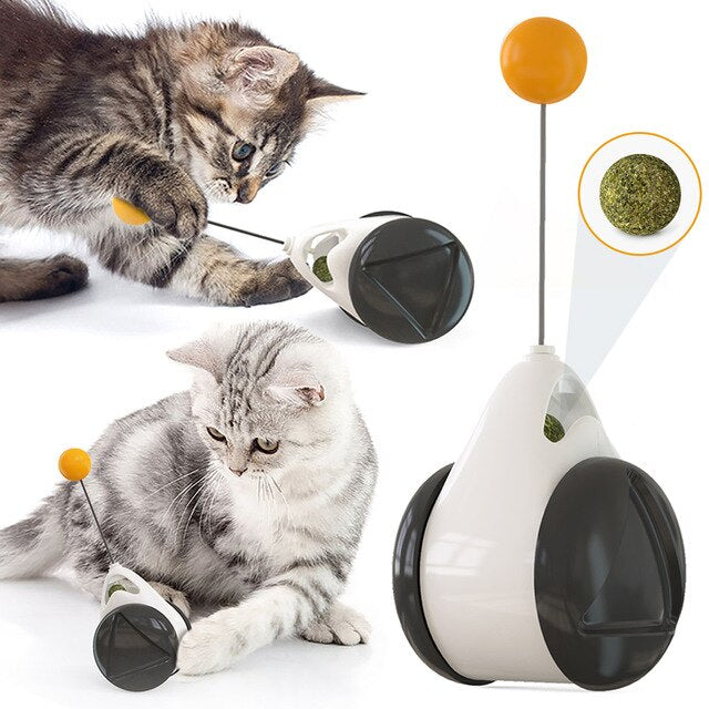 Rod Roller Cat Toy