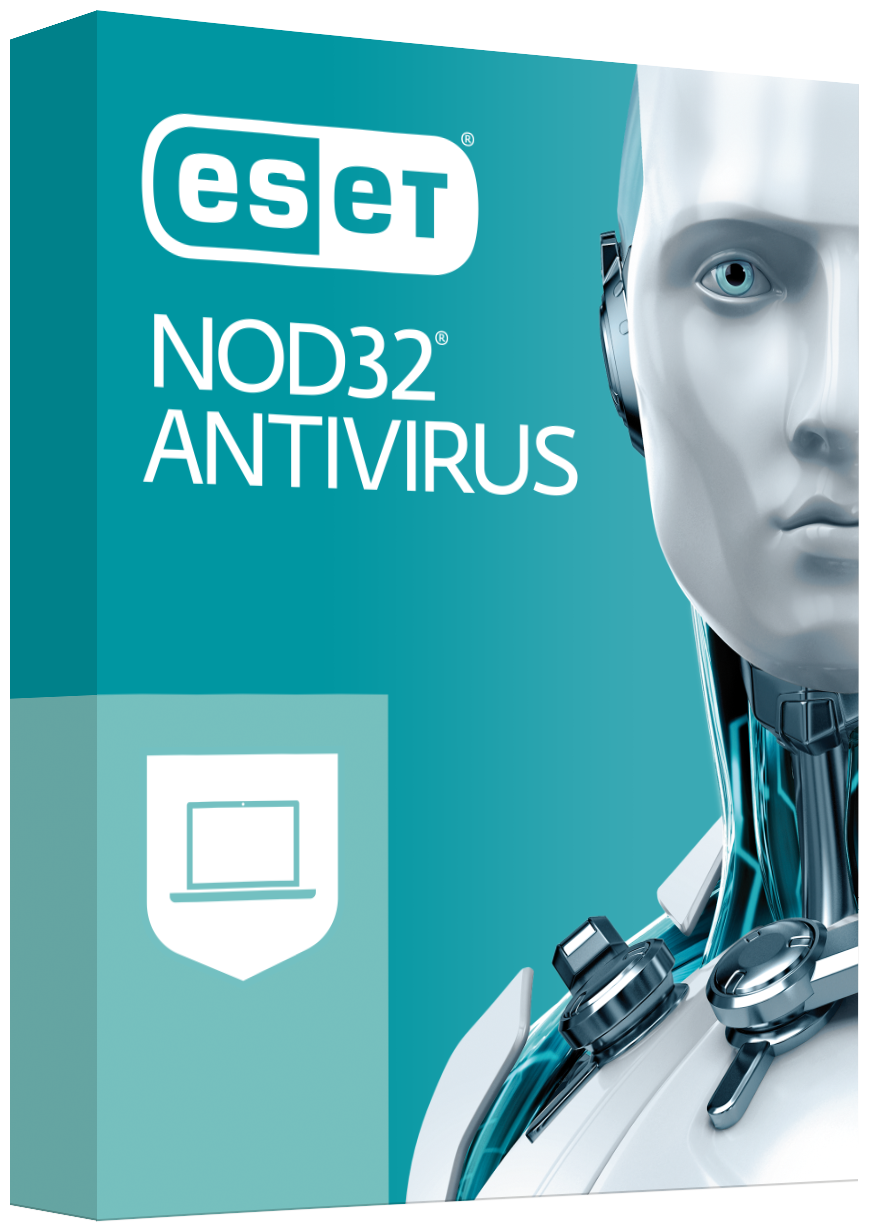 ESET NOD 32 Antivirus 2 Devices 1 Year