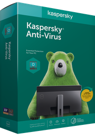 Kaspersky Anti-Virus 3 Devices 1 Year