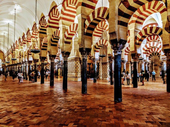 Big and Small: The Mosques of Cordoba