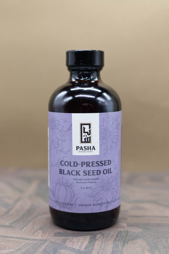 Cold-Pressed Black Seed Oil (Nigella Sativa) Pasha International