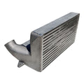 "SteamSpeed BMW E9X-Chassis Race Intercooler w/ 7.5"" High-Density Core"