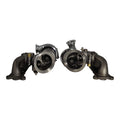 "SteamSpeed STX 58 Twin Turbos for BMW N54 aka ""Stage 3"""
