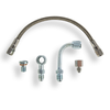 SteamSpeed Subaru FA20 DIT Oil Supply Line for Aftermarket Journal Bearing Turbos