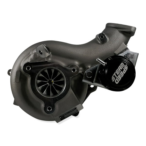 SteamSpeed STX 71 Turbo for Mitsubishi Evolution X 12cm²