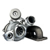 SteamSpeed STX 76R Ball Bearing Turbo for BMW N55 Twin Scroll PWG