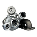 SteamSpeed STX 76R Ball Bearing Turbo for BMW N55 Twin Scroll EWG