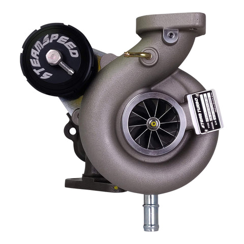 SteamSpeed GEN2 67R+ Ball Bearing Turbo for Subaru WRX 08-14 & LGT 05-09 8cm² (ported)