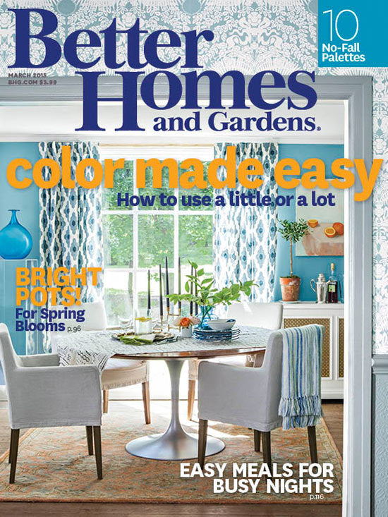 Better Homes and Gardens March 2015 page 1