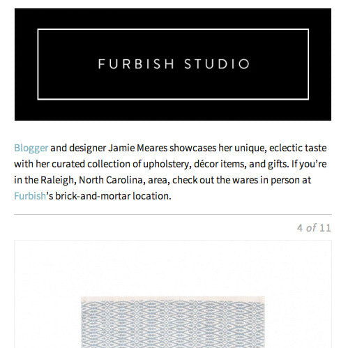Furbish Studio in Domaine Magazine November 2014 image 2