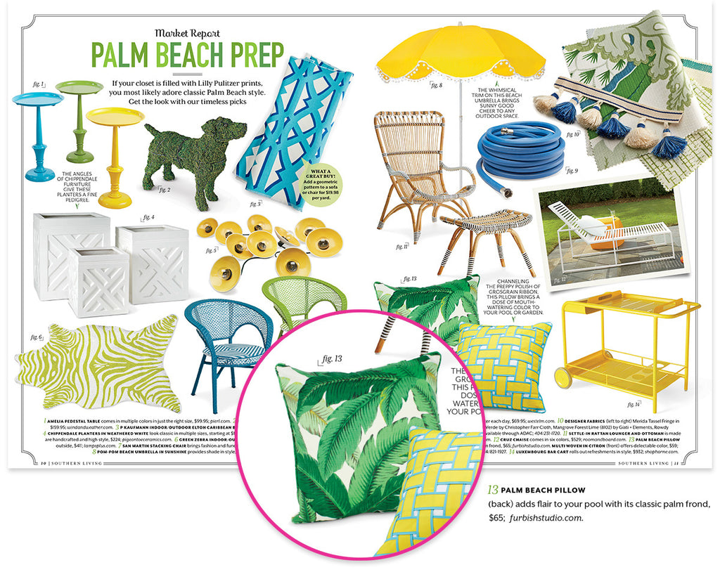 Furbish Studio in Southern Living Magazine July 2014 image 2