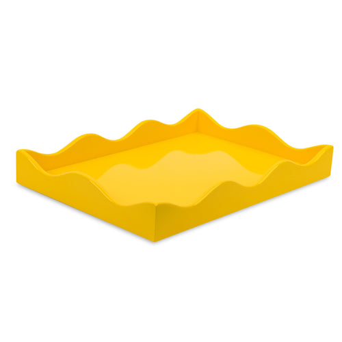 Small Belles Rives Tray - Citron