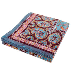 Rajkot Block Print Tablecloth